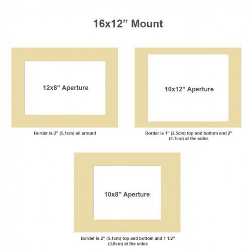 "Many Aperture Sizes /& Colours 4x6/"" Picture// Photo Bevel Edge Mount"